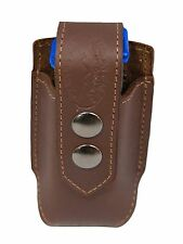 NEW Barsony Brown Leather Single Magazine Pouch Smith & Wesson Compact 9mm 40 45