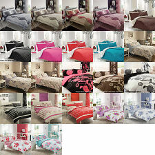 Duvet cover quilt cover sets bedding sets single double king with pillowcases