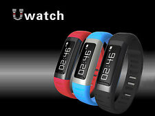 U-SEE U9 Bluetooth Smart Wrist Watch Bracelet Support WIFI For Android IOS Phone