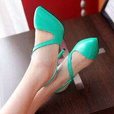 2014New Spring Korean Version  Sweet Princess Shoes With Thin Heels Sandals C8