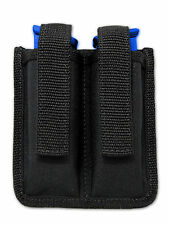 NEW Barsony Double Magazine Pouch for Taurus Compact 9mm 40 45 Pistols