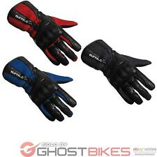 BUFFALO RACETEX VENTED TEXTILE CHEAP SCOOTER MOTORCYCLE MOTORBIKE GLOVES