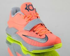 Nike KD VII 7 35000 Degrees 35k 35,000 men basketball shoes zoom bright mango