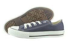 CONVERSE CHUCK TAYLOR OX 3J237 CLASSIC NAVY CANVAS AUTHENTIC SHOES KIDS YOUTH