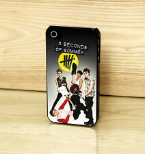 5SOS 5 Seconds Of Summer Ash Luke Calum Michael Case Cover for iPhone & Samsung