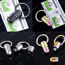 Vibrating Nose tongue Stud Captive Ring + Free Batteries Body Piercing Jewelry