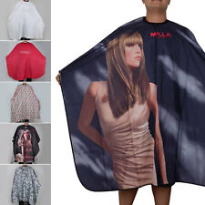 Multi Style Professional Salon Hairdressing Hair Cutting Gown Barbers Cape Cloth