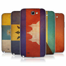 HEAD CASE VINTAGE FLAGS 2 BATTERY BACK COVER FOR SAMSUNG GALAXY NOTE 2 II N7100