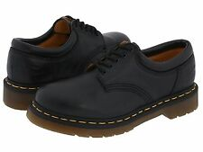 Men's Shoes Dr. Martens 8053 5 Eye Leather Oxfords 11849001 Black Nappa *New*