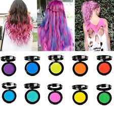 Hot ! Non-toxic Temporary Hair Chalk Dye Soft Pastels Salon Show Party With Box