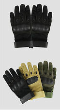 New Motorcycle Tactical Gloves Army Airsoft Combat Tactical Gloves