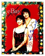 LAVERNE & SHIRLEY REPRINT SIGNED PHOTO PENNY MARSHALL CINDY WILLIAMS