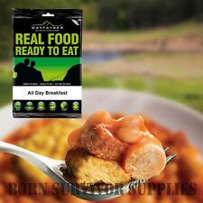 WAYFAYRER RATION PACKS - Ready To Eat Wet Meals Camping MRE Food Army Survival
