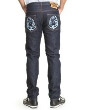 Billionaire Boys Club Ice Creame Smart Cut BBC Jeans Bape Raw Crinkle Moon Man