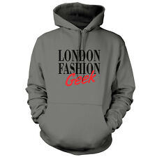 London Fashion Geek - Unisex Hoodie / Hooded Top - Fashion - Week - 9 Colours
