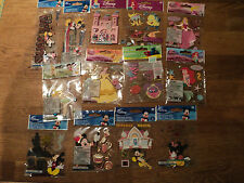 ASSORTED EK SUCCESS & DISNEY STICKERS MICKEY MINNIE BELLE YOU CHOOSE BNIP *LOOK*