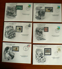 50th Anniversary of World War II Commemorative Covers: WW2, Japan, Planes, Ships