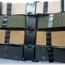 Military Army Fans Belt Factory Wholesale Outdoor Field Training Equipment GB07