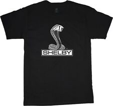 Big & and Tall Shelby logo muscle car old school cobra shirt t-shirt mens tee