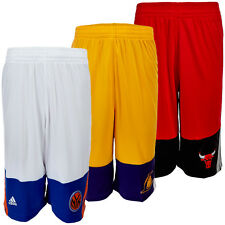 NBA Adidas Basketball Shorts Chicago Bulls New York Knicks LA Lakers Short neu