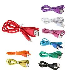 1M/3FT Micro USB Sync Data Chargeur Charger Cable Pour Smartphones Universel