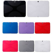 Color Soft TPU Gel Cover Case For Samsung Galaxy Tab 3 10.1 Tablet P5200 P5210