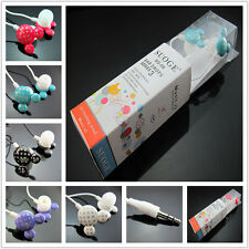 Mickey In Ear Style Bass Music Earbuds Headphones Earphones 3.5mm Plug for MP3