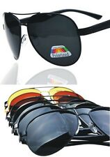 New Polarized Sunglasses Fashion Aviator's Vintage Designer Sun Glasses