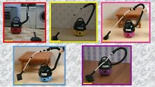 dolls house miniature 1:12 scale modern hoover with a moving arm 5 to choose.
