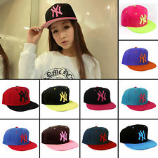 Outdoor Baseball Peak Sport Dance Hip-Hop Cap Adjustable Snapback Hip-Hop Hats