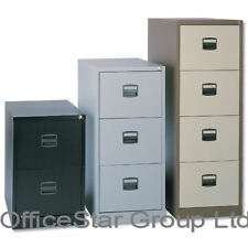 Trexus Filing Cabinet NEW ~ Made by Bisley~2-3 or 4 Drawer~5 Year Guarantee