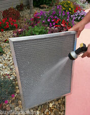 AIR CARE ELECTROSTATIC WASHABLE PERMANENT AIR FILTER FURNACE AC SAVES YOU MONEY!