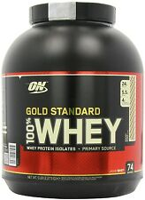 Optimum Nutrition: GOLD STANDARD 100% WHEY (2LB/5LB) ALL FLAVOR