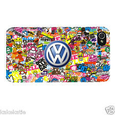 Volkswagen Pictures V W  iphone 5 hard back case cover for i phone 5