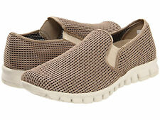 NoSoX Mens Wino Mesh Slip On Casual Loafers Sneakers Shoes [ Taupe ]