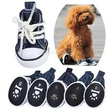 #gib Pet Dog Puppy Sporty Cloth Shoes Boots Blue New