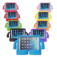 3D Cartoon Kids Shockproof Friendly Soft Foam Cover Case Standing for iPad 4 3 2