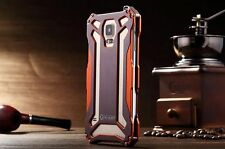 Transformers Metal Aluminum Iron Man OPS Case Cover for Samsung Galaxy Note 3 S5