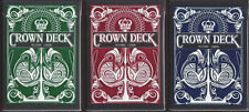 CARTE DA GIOCO THE CROWN DECK,poker size
