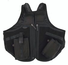 KIT 596 Taser Cartridge Rounds CID CovertHarness Tactical Equipment Vest (DKT7)