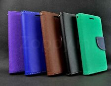 Mercury Wallet Dairy Flip Cover Case Pouch For Samsung Galaxy Core 2 II SM-G355H
