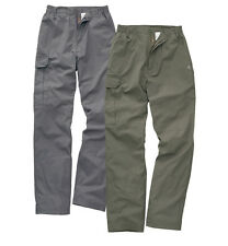 Craghoppers Men Base-camp Pants Light Weight Quick Drying Water Repellent