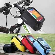 Bike Frame Pouch Bicycle Bag Cycling For iphone 6 5S 4S Samsung S4 S5 Note 2 3