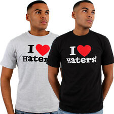 State Property I Love Haters Embroidered T-Shirts Hip Is Hop Money Time
