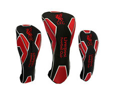LIVERPOOL  EXECUTIVE GOLF HEADCOVER (Driver, Fairway Wood, Rescue) FROM £15.49