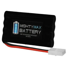 Mighty Max 9.6V 2000mAh NiMH REPLACEMENT BATTERY FOR TYCO FAST TRAXX