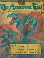 The Ancestral Trail - 22 Zyton and the Curse of Loktar ..., From a story by Fran