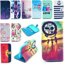 For Motorola Moto G Stylish Wallet Flip Leather Phone Skin Case Cover Stand New