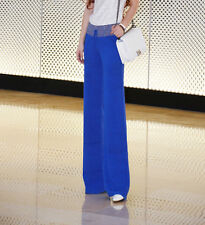 Amazing Womens New Fashion Pants Long Linen Elegant Solid Trousers PA50031.M