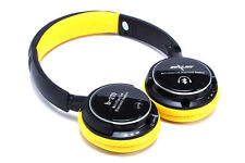 Adjustable Wireless Bluetooth Stereo Headset Earphone Over-Ear Headphone 6Colors